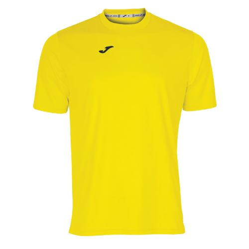 COMBI TRAINING SHIRT - Yellow