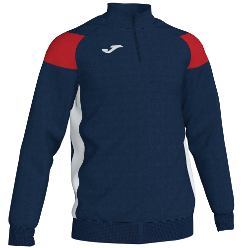 CREW III SWEATSHIRT - Dark Navy/Red