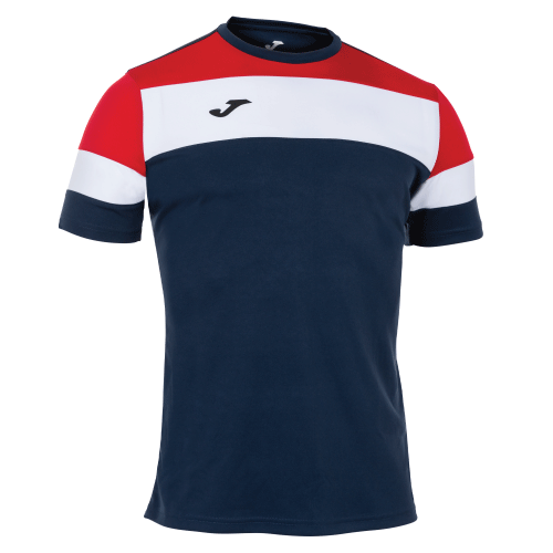 CREW IV - Dark Navy/Red/White