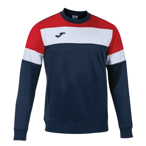 CREW IV SWEATSHIRT - Dark Navy/Red/White