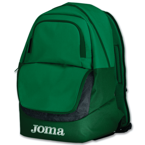 DIAMOND II BACK PACK - Green