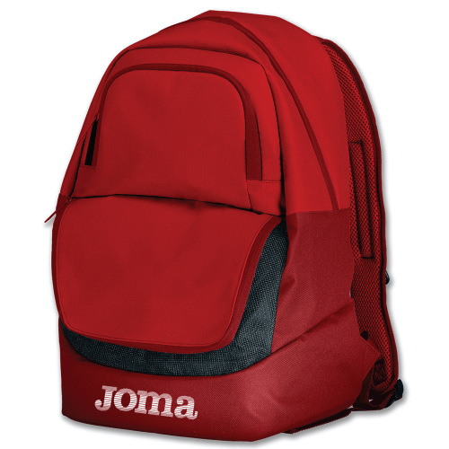 DIAMOND II BACK PACK - Red
