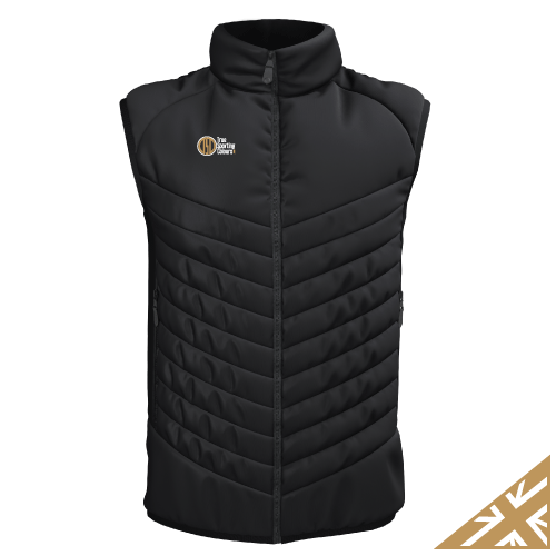 DNA APEX GILET - Black