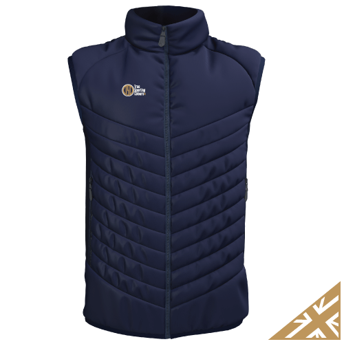 DNA APEX GILET - Navy