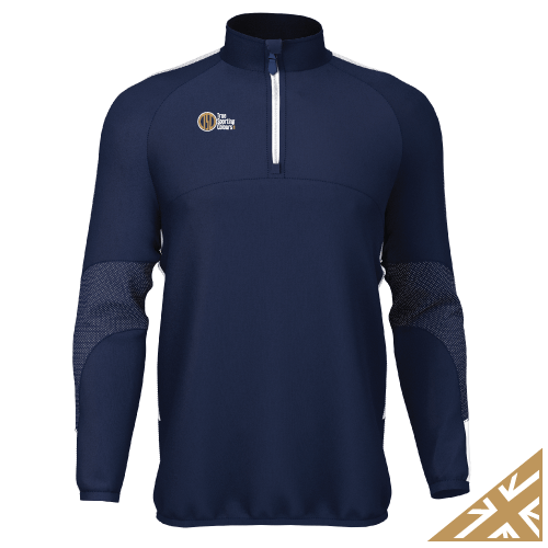 DNA PRO MIDLAYER - Navy/White