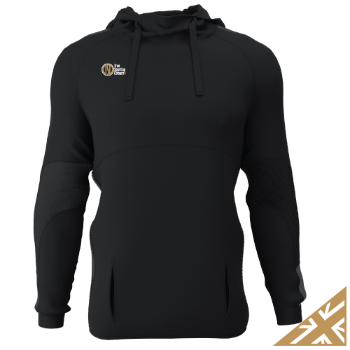DNA PRO POLY HOODIE - Black