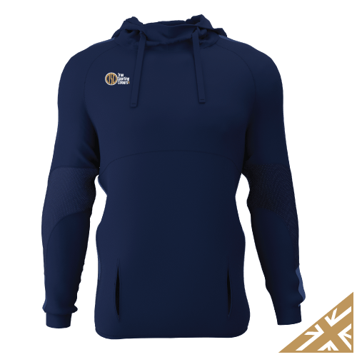DNA PRO POLY HOODIE - Navy