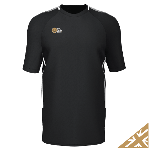 DNA PRO TRAINING TEE - Black/White