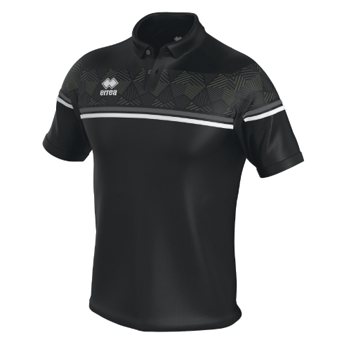 DOMINIC POLO - Black/Anthracite/White