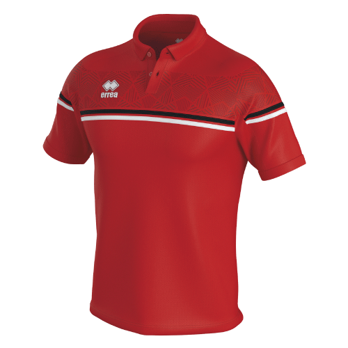 DOMINIC POLO - Red/Black/White