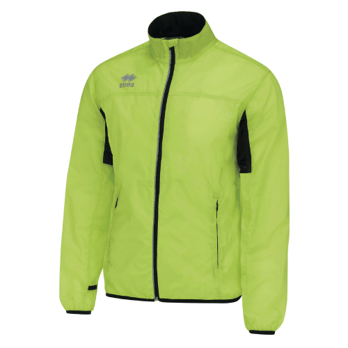DWYN JACKET - Green Fluo/Black