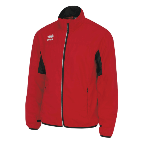 DWYN JACKET - Red/Black