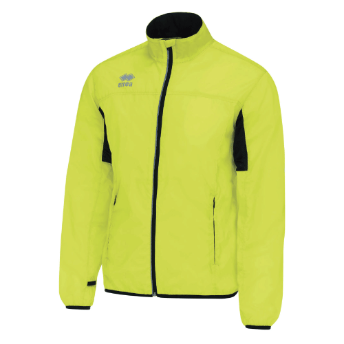 DWYN JACKET - Yellow Fluo/Black