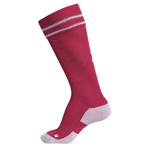 ELEMENT SOCK - Maroon/White