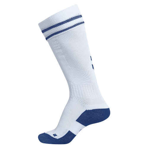 ELEMENT SOCK - White/True Blue