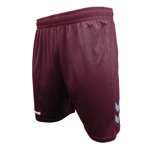 ELITE  SHORT - Maroon/Argentina Blue