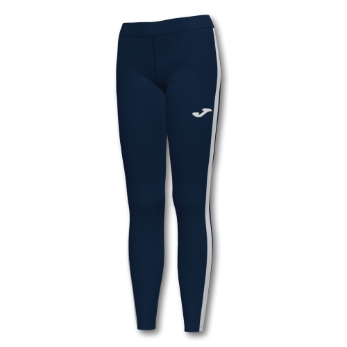 ELITE VII LINE LONG TIGHT - Dark Navy/White