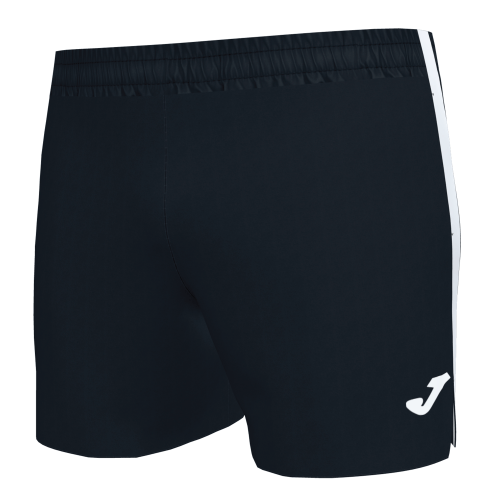 ELITE VII LINE MICRO SHORT - Black/White