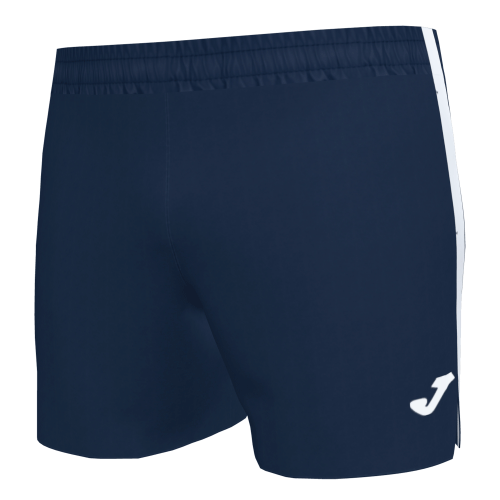 ELITE VII LINE MICRO SHORT - Dark Navy/White