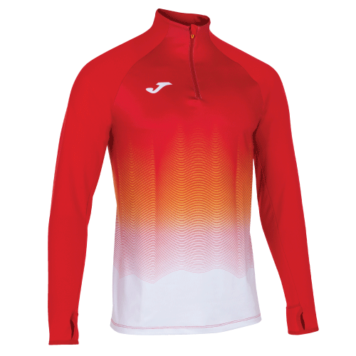ELITE VII LINE SWEATSHIRT - Red/Yellow/White
