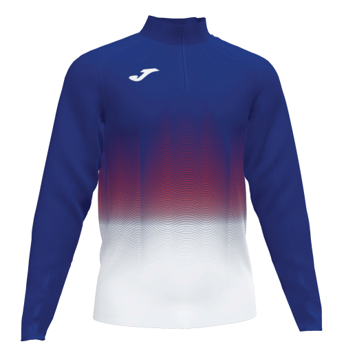 ELITE VII LINE SWEATSHIRT - Royal Sampdoria/Red/White/Dark Navy