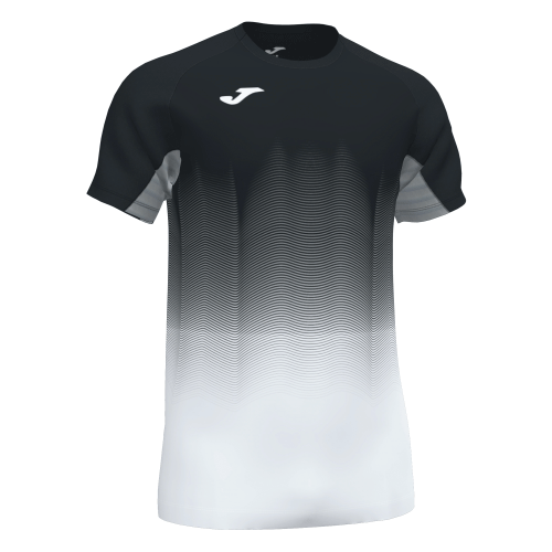 ELITE VII LINE T-SHIRT - Black/Grey/White