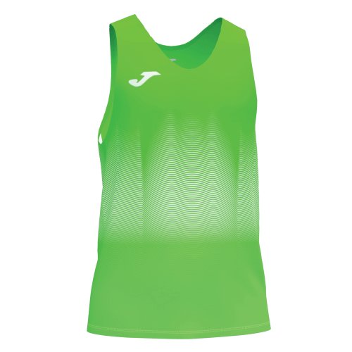 ELITE VII LINE VEST - Green Fluor/White/Dark Navy