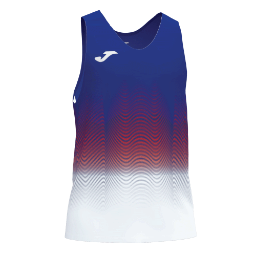 ELITE VII LINE VEST - Royal Sampdoria/Red/White/Dark Navy