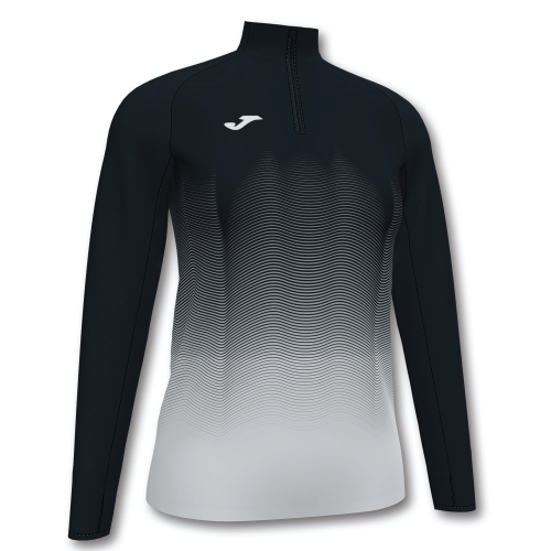 ELITE VII LINE (W) SWEATSHIRT - Black/Grey/White