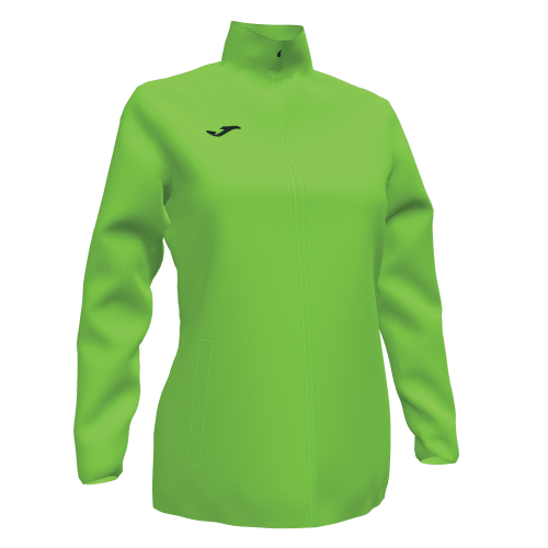 ELITE VII RAIN JACKET - Green Fluor