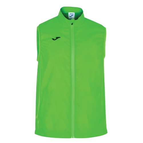 ELITE VII VEST WINDBREAKER - Green Fluor