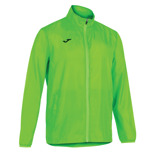 ELITE VII WINDBREAKER - Green Fluor