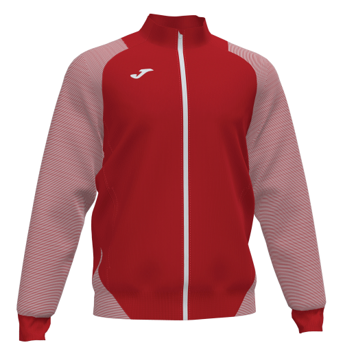 ESSENTIAL II JACKET - Red/White