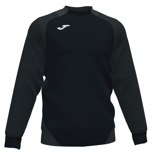 ESSENTIAL II SWEATSHIRT - Black/Anthracite