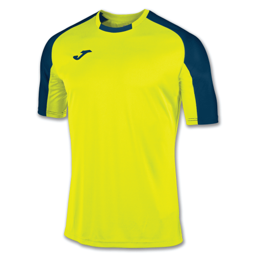 ESSENTIAL - Yellow Fluor/Navy