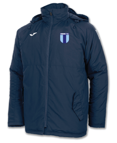 Everest Bench Coat - CFC Coaches