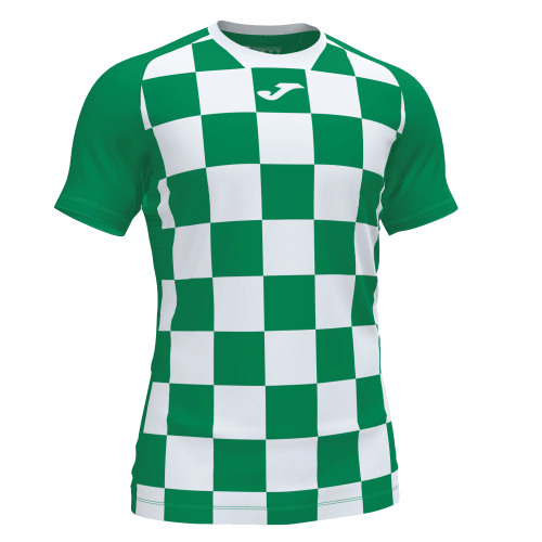 FLAG II - Green/White