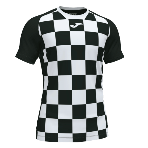 FLAG II - White/Black