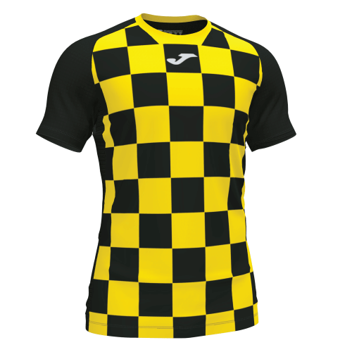 FLAG II - Yellow/Black