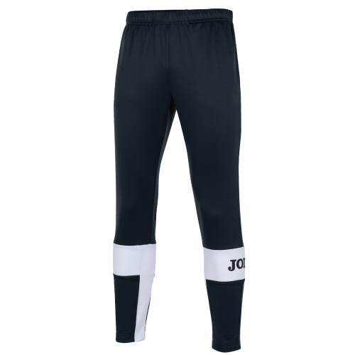 FREEDOM TRACK  PANT - Black/White
