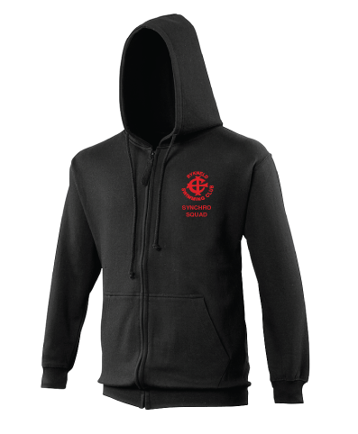 Full Zip Hoody - RS