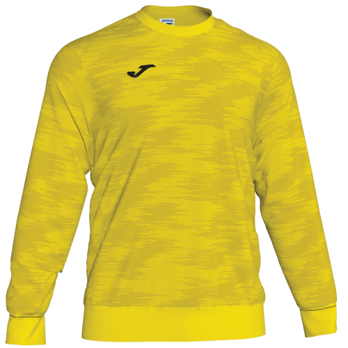 GRAFITY SWEATSHIRT - Yellow