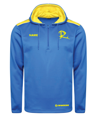 Hooded 1/4 Zip Sweat 19 - RRSC
