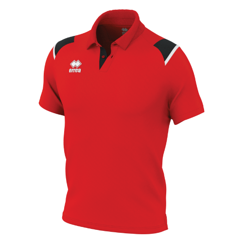 LUIS POLO - Red/Black/White