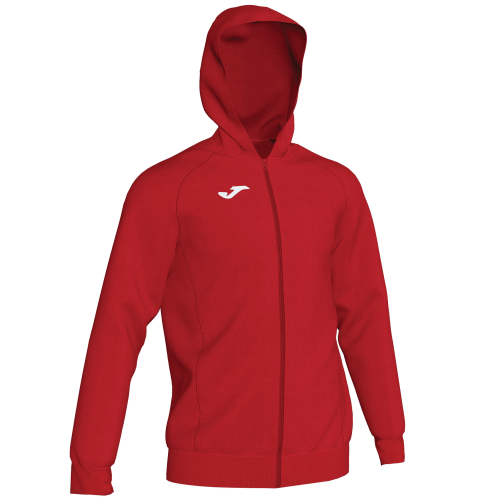 MENFIS HOODED JACKET - Red