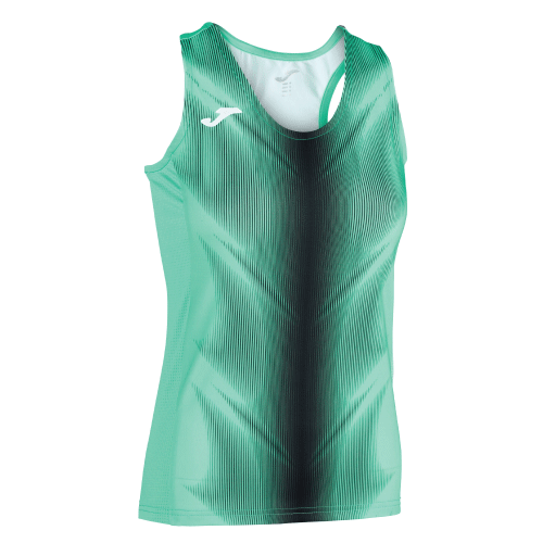 OLIMPIA (W) SLEEVELESS - Lucite Green/Black