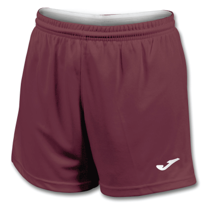 PARIS II SHORT - Burgundy