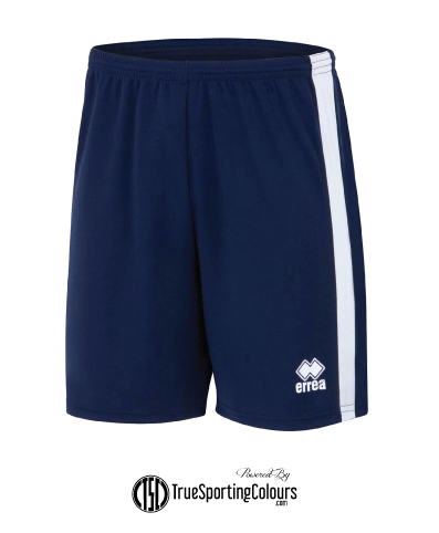 Playing Short- Navy/White - DHC