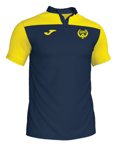Polo Shirt - Navy/Yellow - CBFC