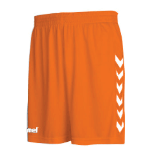 POLY  SHORT -  Tangerine